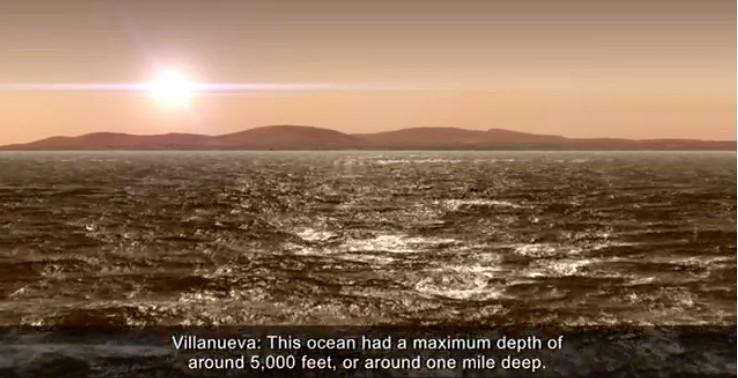 Océan martien 2