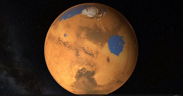 Océan martien 4