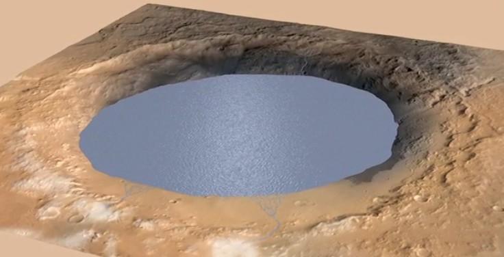 Océan martien 5