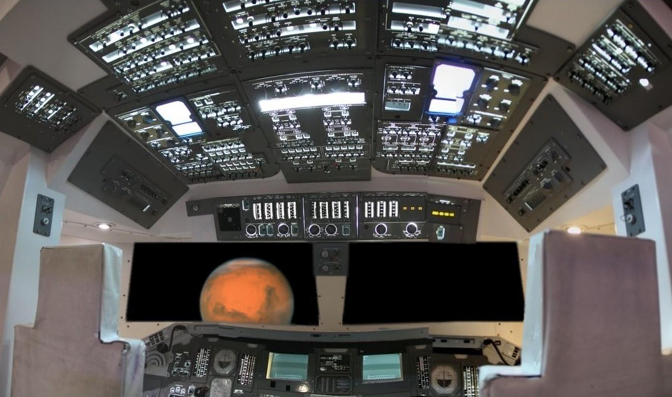 Mars en approche 2