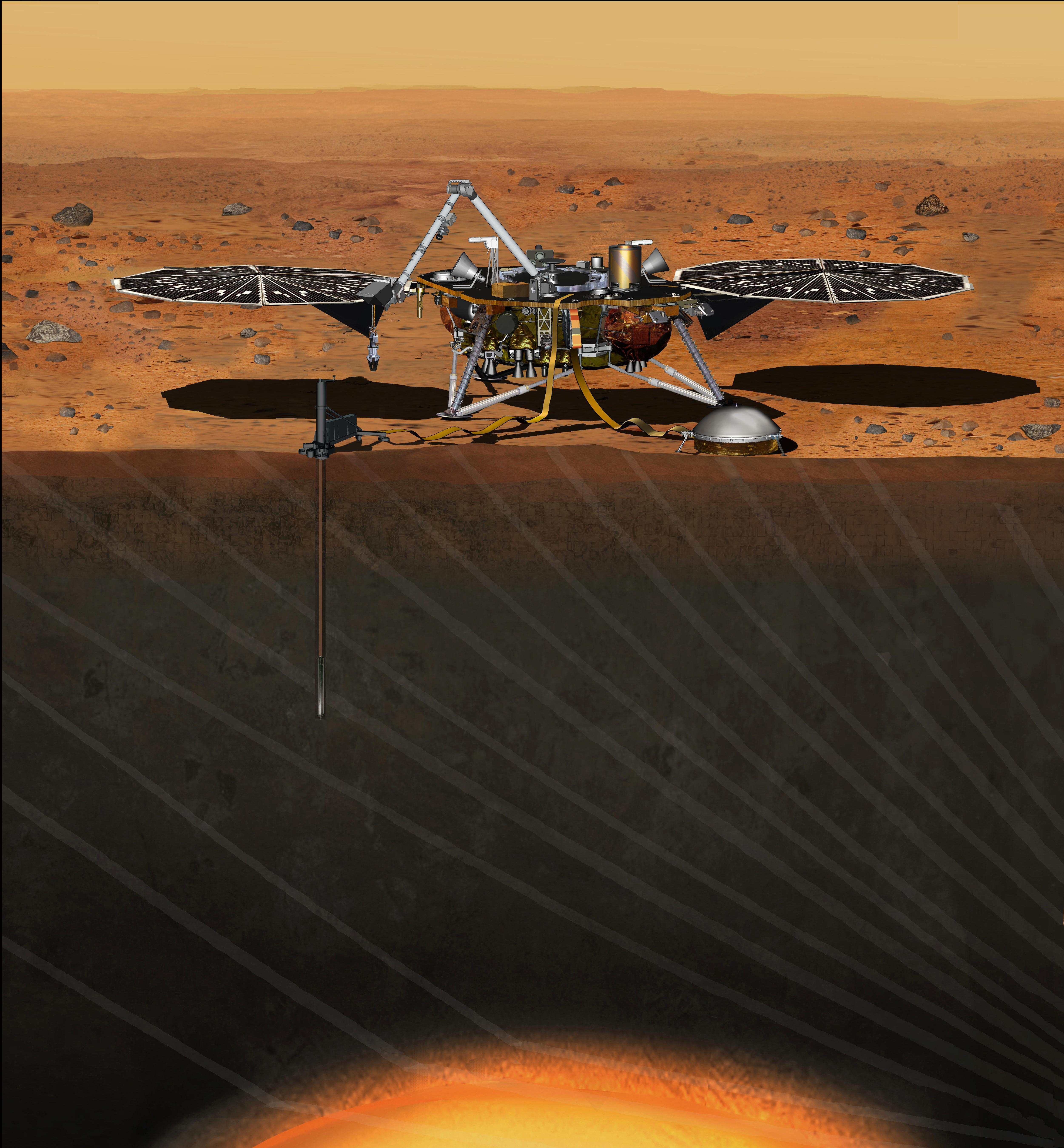 insight-lander-drill-mars-surface