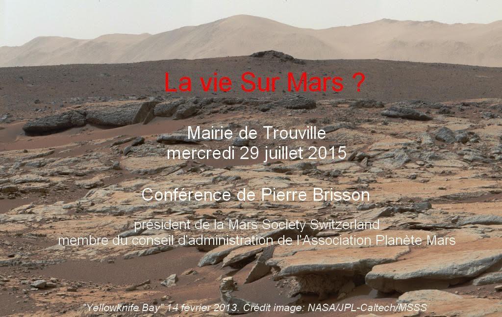La vie sur Mars Trouville