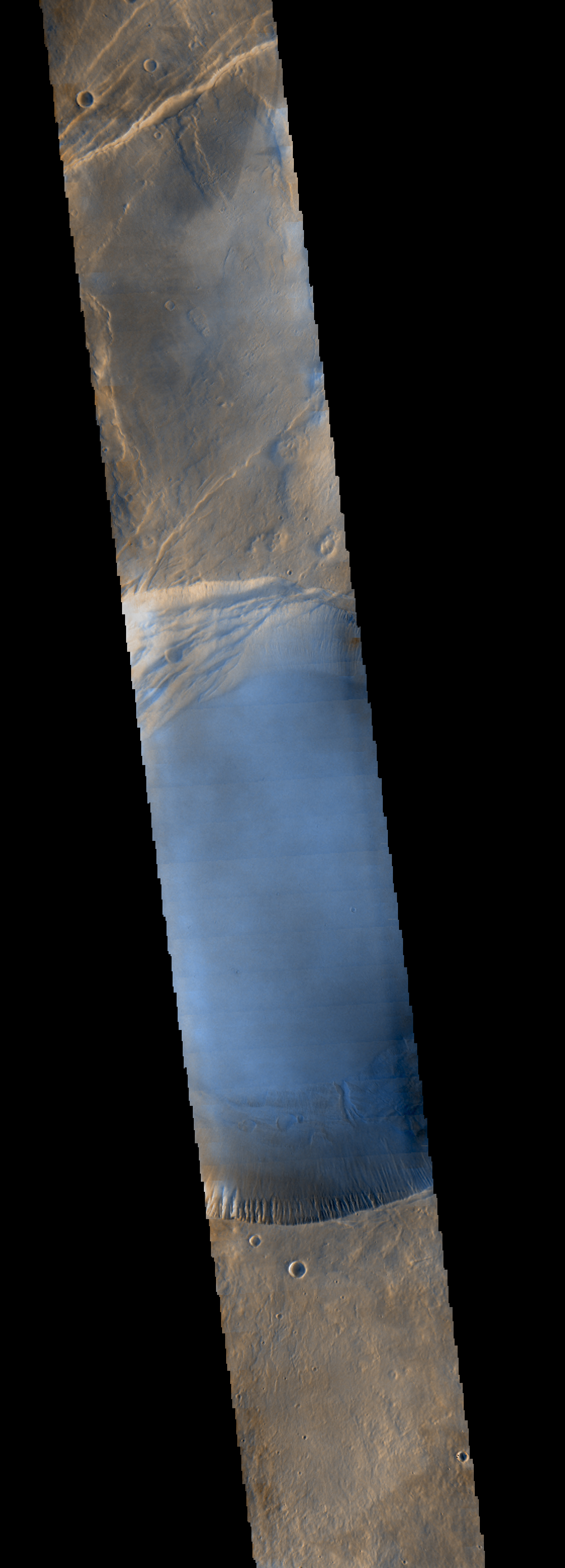 Mars-Odyssey-THEMIS-Pavonis-Mons-Volcano-Clouds-pia19675-full