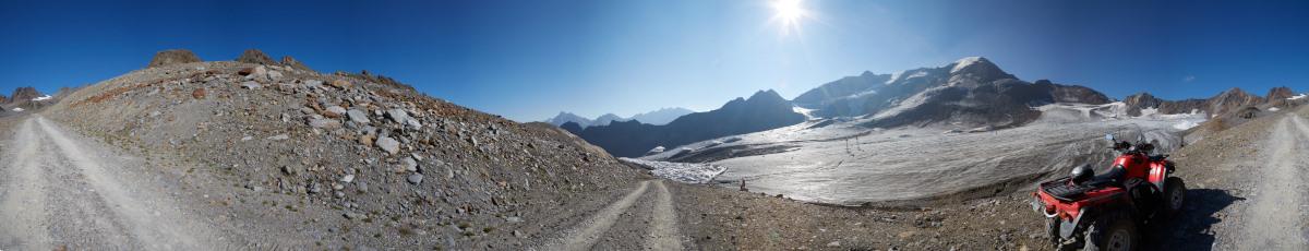 Pano glacier 20352974918_a63ae88406_o