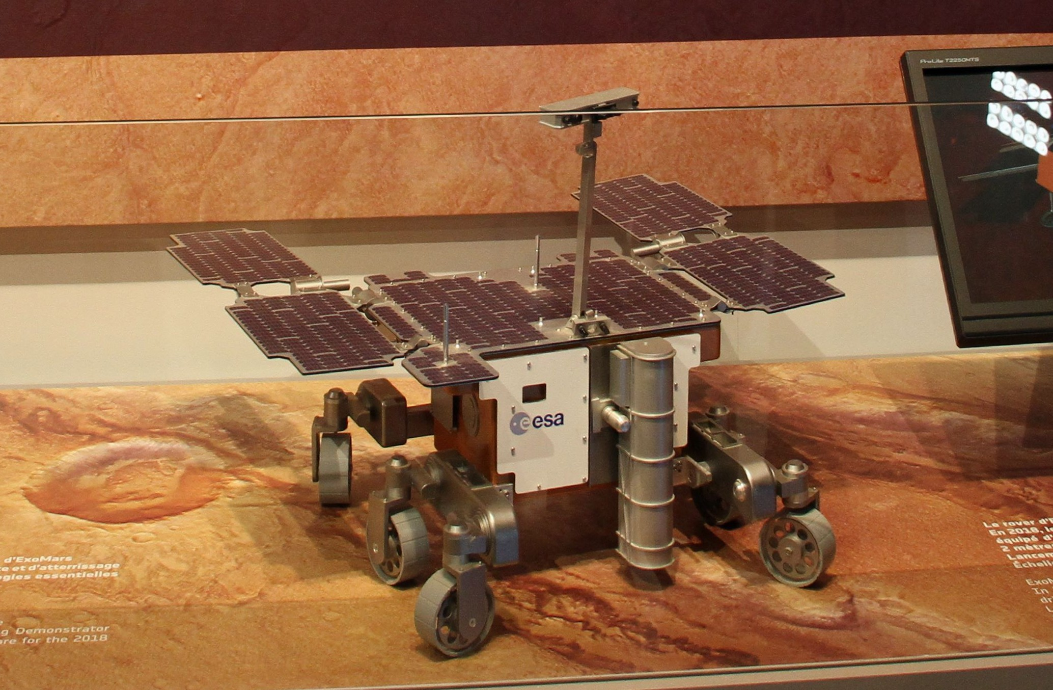 Rover ExoMars le Bourget