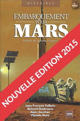 Livre Embarquement pour Mars