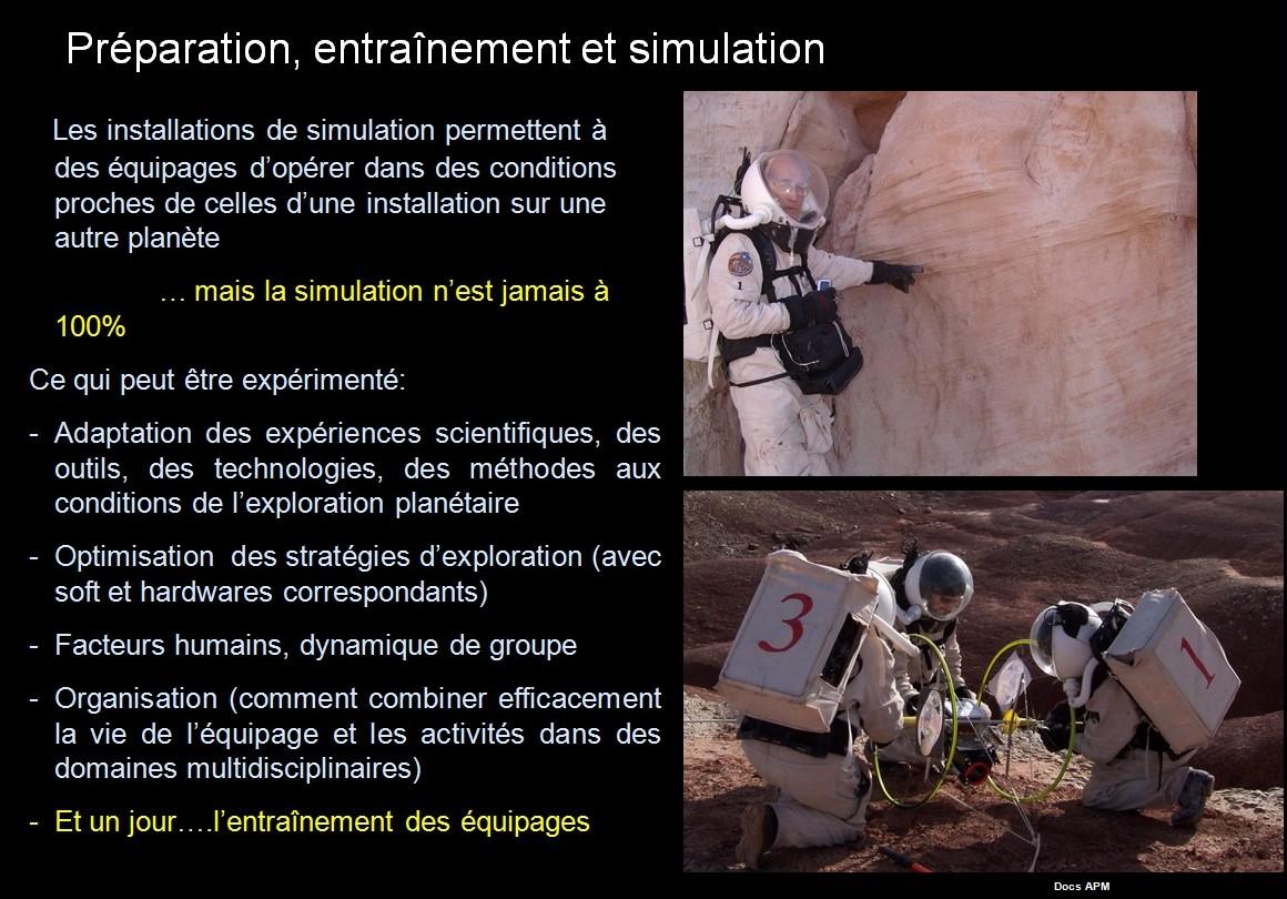 L'utlité des simulations
