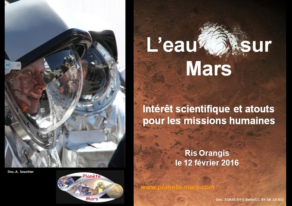 16 02 12 prés l'eau sur Mars