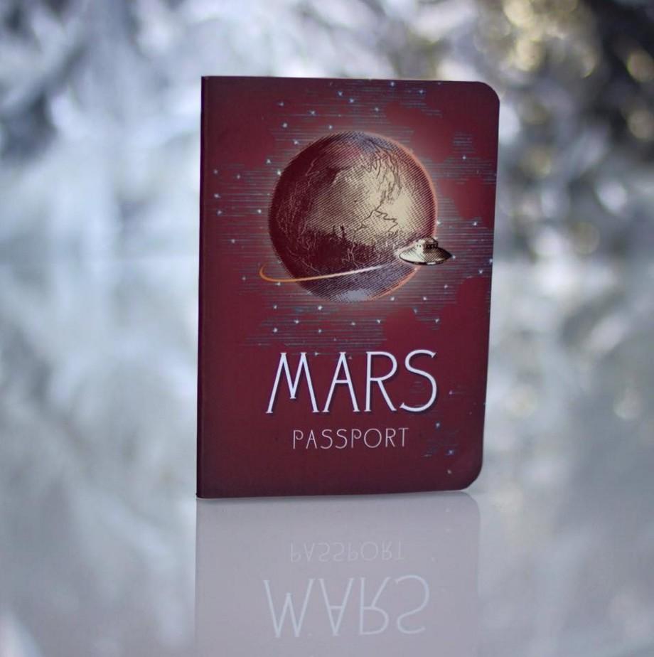 Passeport martien