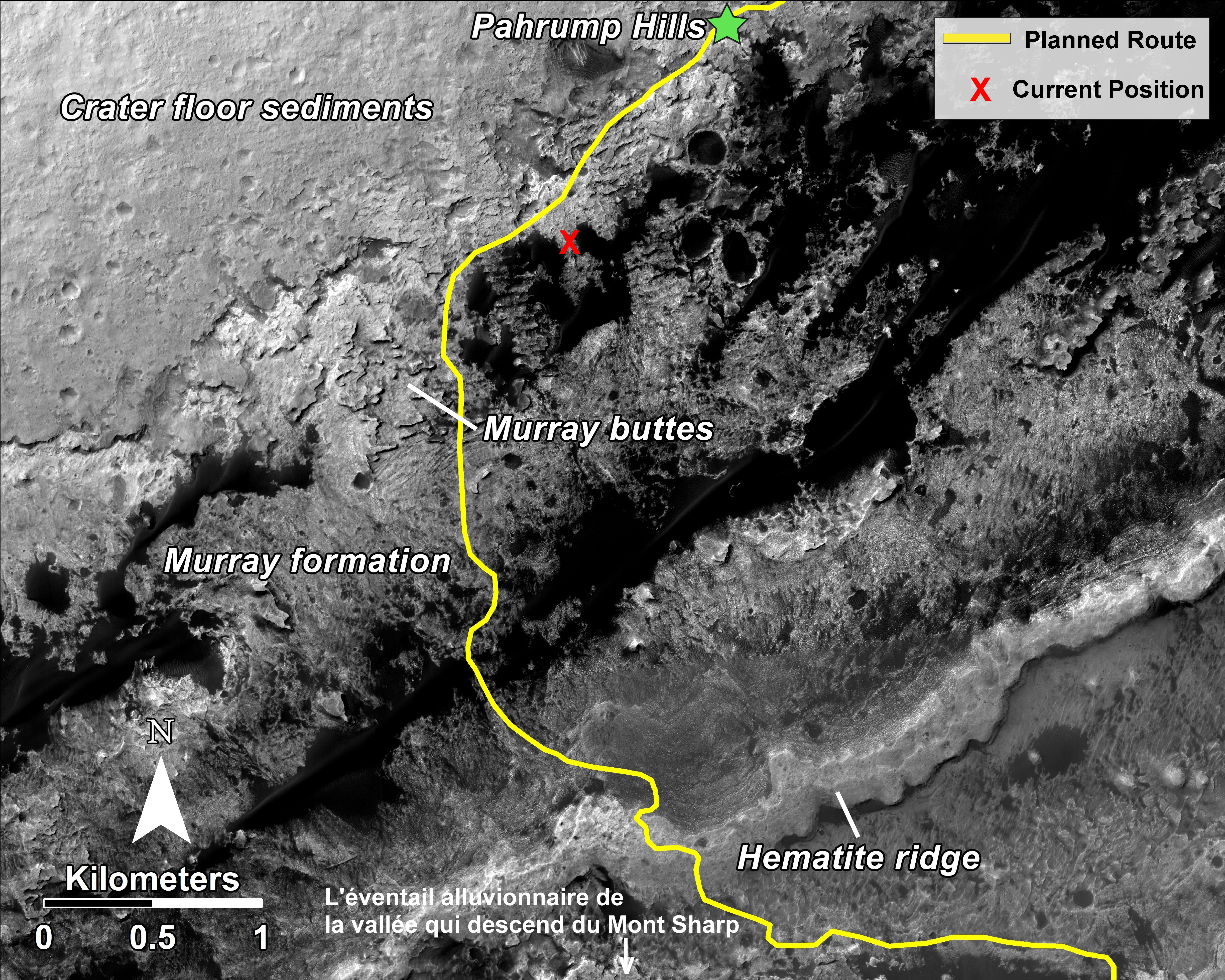 nasa-msl-mro-curiosity-rover-hirise-planned-route-map-pahrump-hills-to-mount-sharp-pia18780-full-renseigné-1