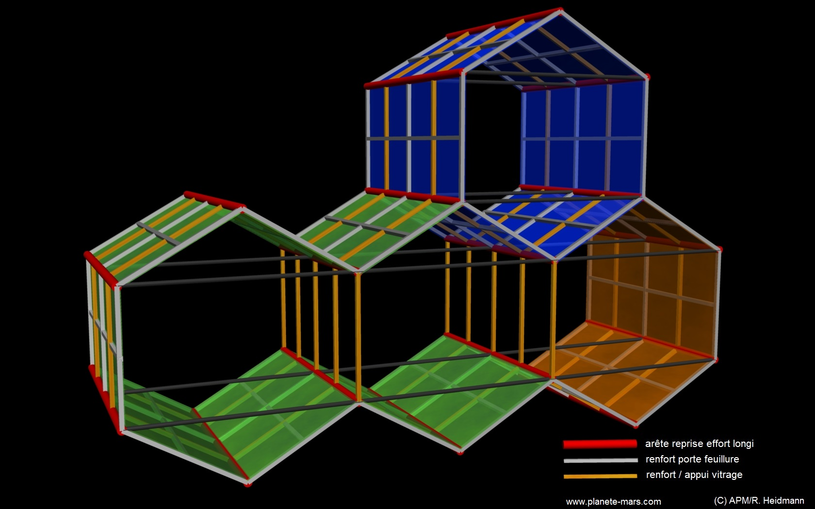 Martian Habitats Molehills Or Glass Houses Apm Association