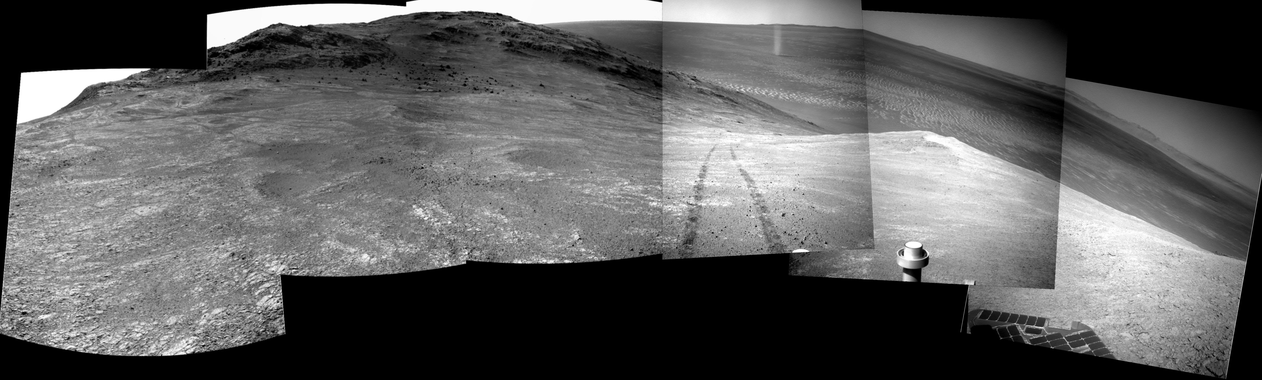 Nav 4332 Marathon Valley et Dust Devil