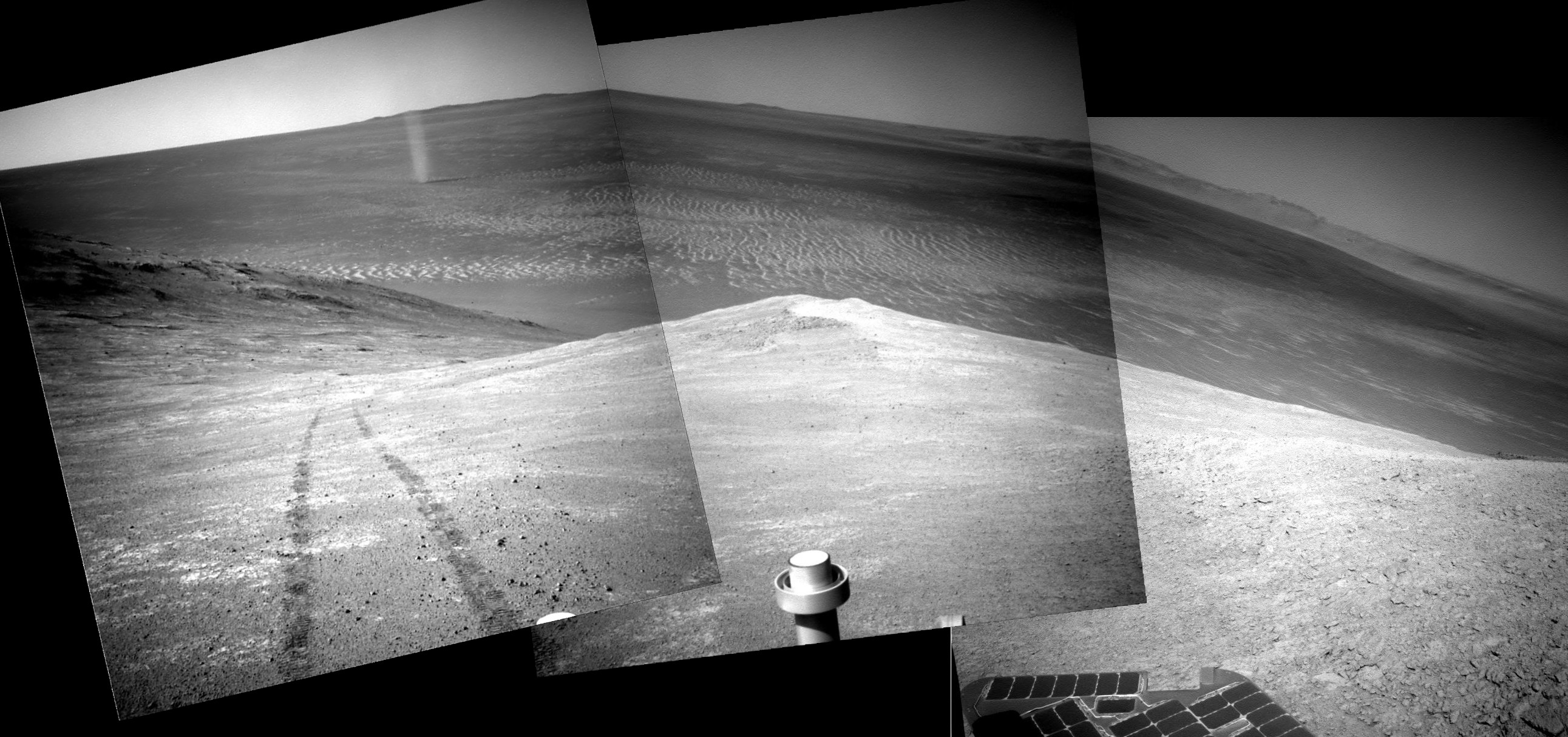 Nav 4332 pano Dust Devil