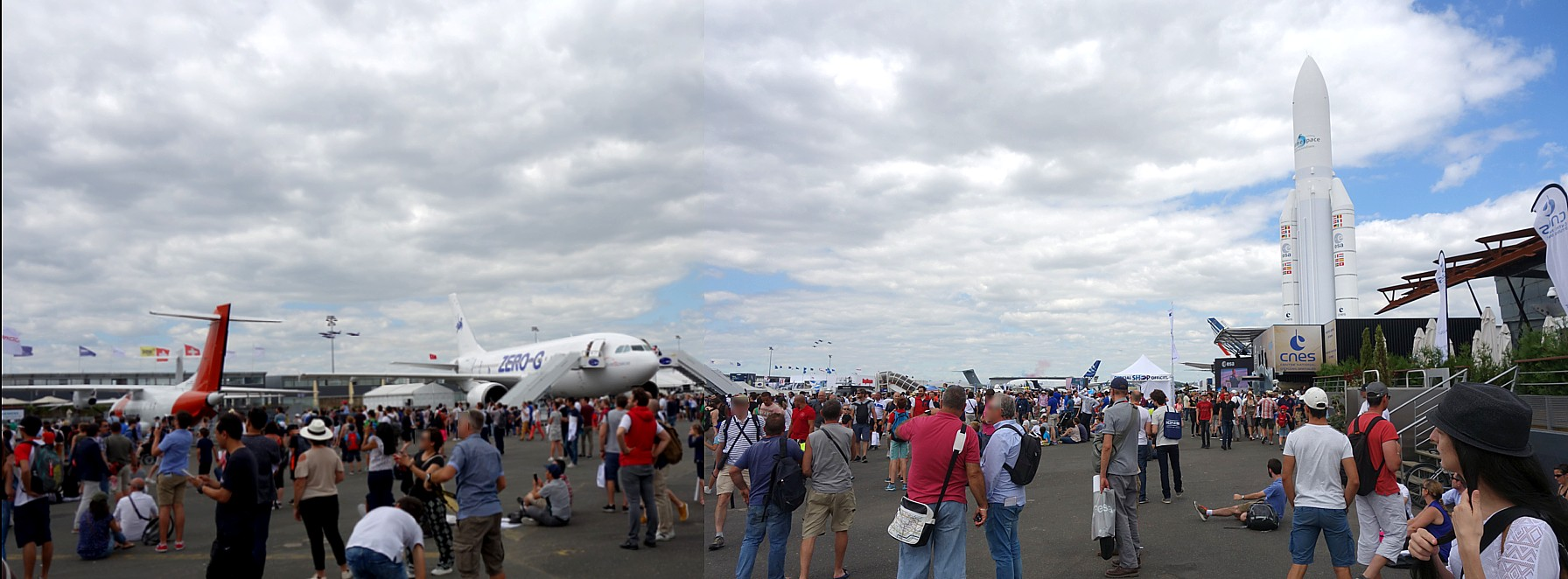 Mars et le salon du bourget 2017 apm association for Programme bourget 2017