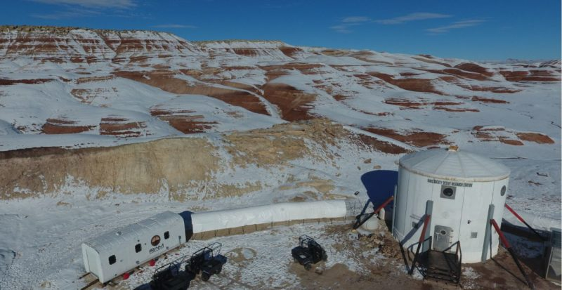 Station MDRS Mars Society